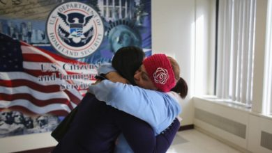 Photo of Immigrants can now begin the process to apply for their relatives online